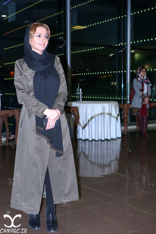 بیتا سحرخیز در اکران خصوصی فیلم سلام بمبئی