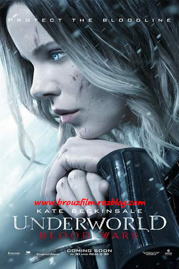 دانلود فیلم Underworld: Blood Wars 2016