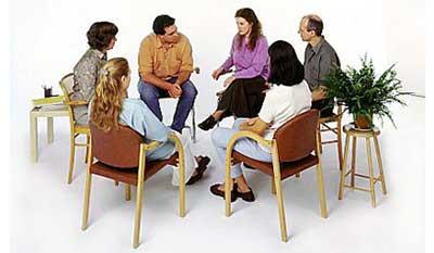 گروه درمانی چیست؟
