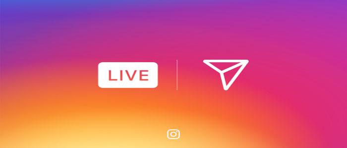 سرویس Live ویدیو به اینستاگرام اضافه خواهد شد