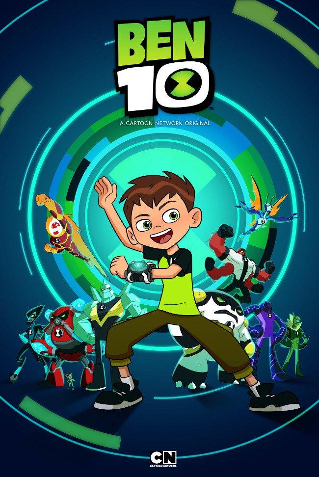 دانلود فصل اول انیمیشن Ben 10 2016 Season 1