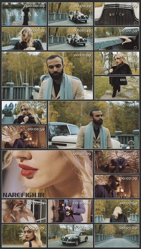 دانلود موزیک ویدیو زرد از محمد بی باک با کیفیت HD-1080P