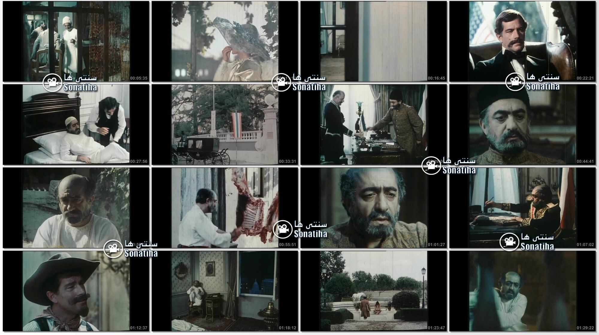 تصاویری از فیلم حاجی واشنگتن