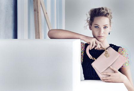 جنیفر لارنس چهره جدید تبلیغاتی برند دیور