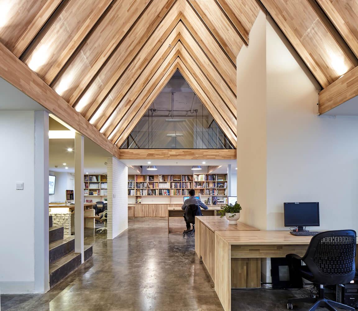 یک طراحی ویژه برای دفتر کار1