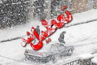 فردا شنبه 20 آذر 95 برخی مدارس خراسان رضوی به علت بارش برف تعطیل شد