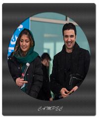 محمدرضا فروتن با همسرش + عکسها و بیوگرافی محمدرضا فروتن