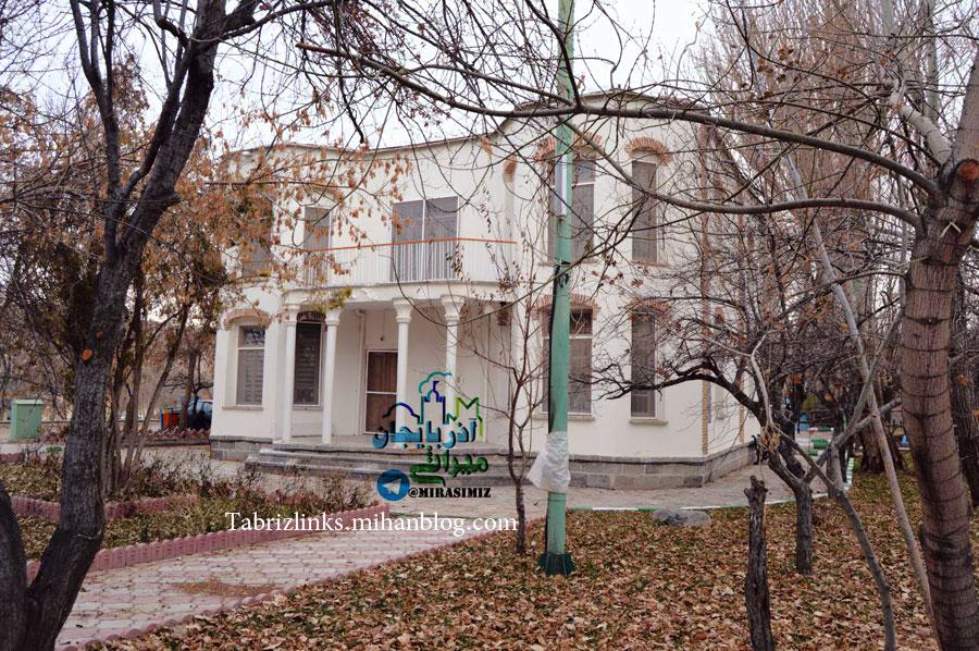 باغ قدیمی تبریز