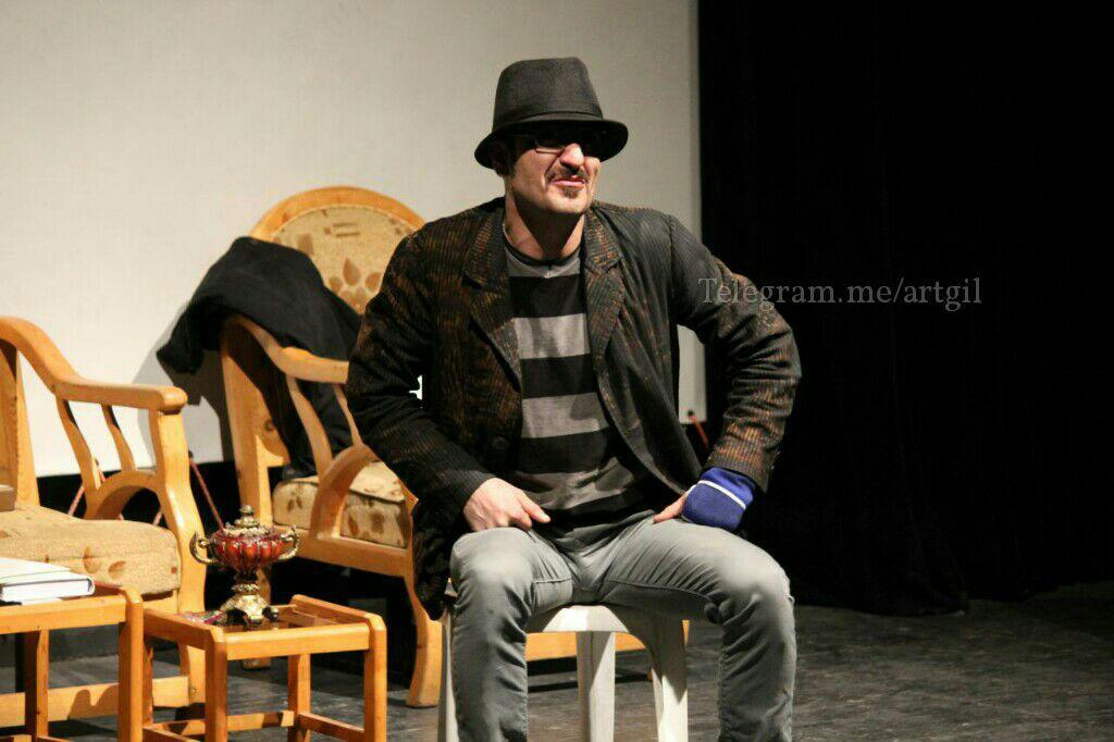 گزارش تصویری اجرای نمایش های جشنواره هفت