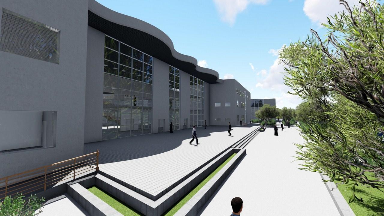سه بعدی دانلود پروژه رساله معماری کارشناسی ارشد درباره مجتمع سلامت