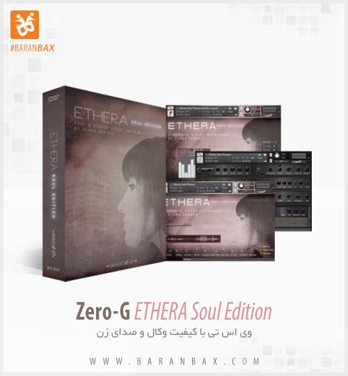 دانلود وی اس تی صدای زن Zero-G ETHERA Soul Edition
