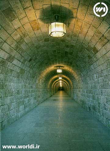 تونل آشیانه عقاب