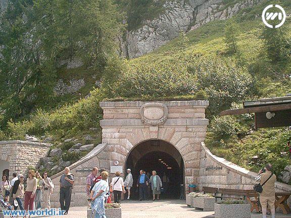 دروازه ورودی به تونل