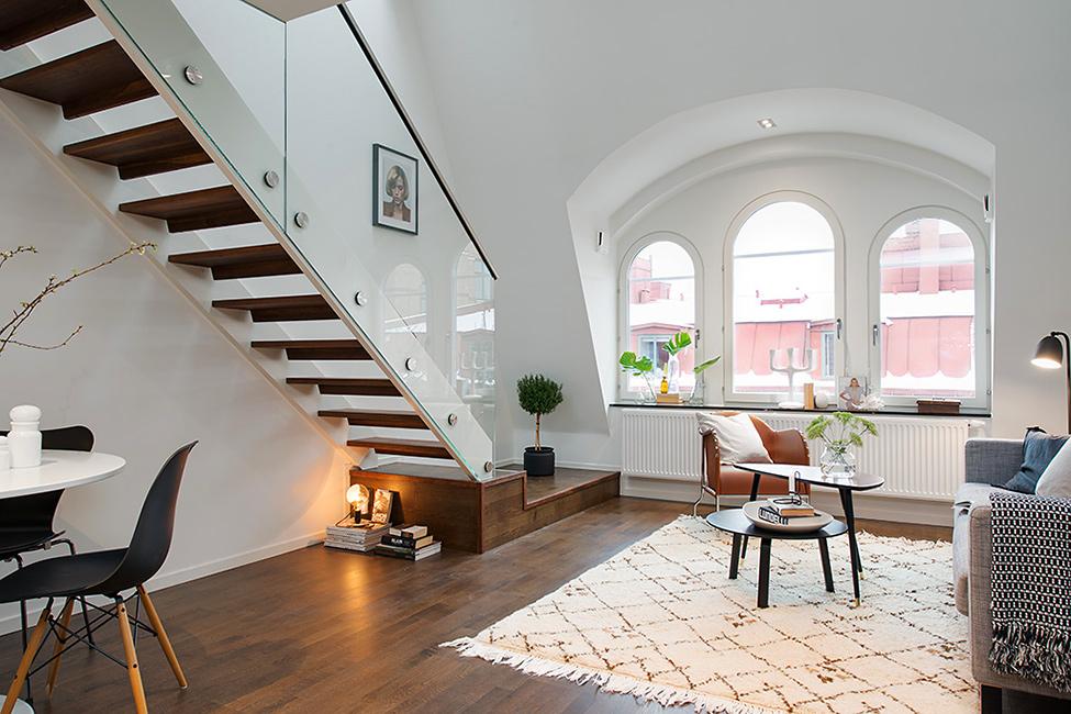 طراحی آپارتمان کوچک1