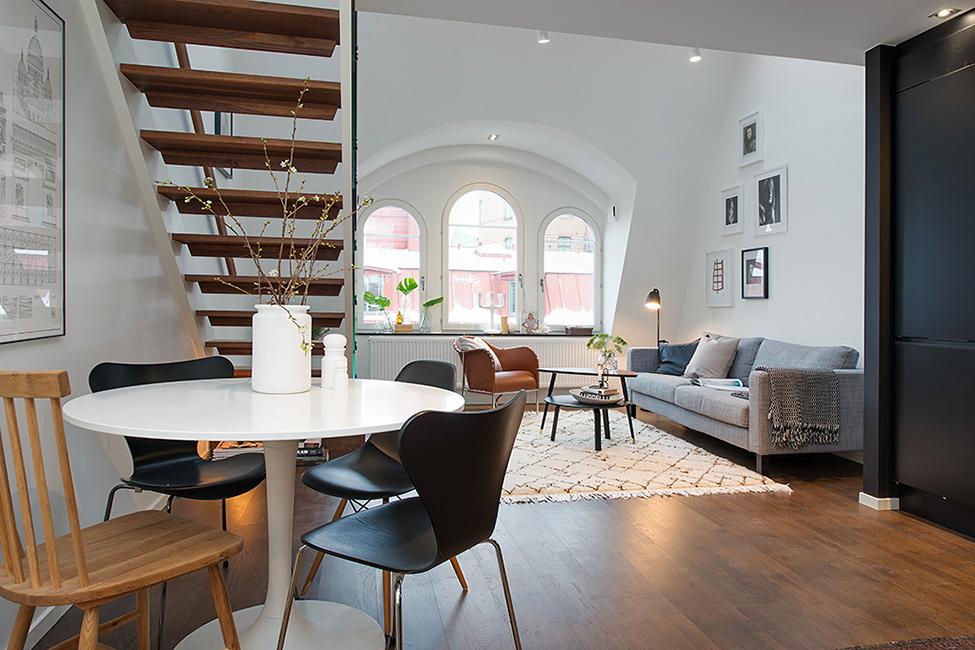 طراحی آپارتمان کوچک2