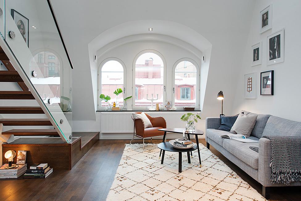 طراحی آپارتمان کوچک3
