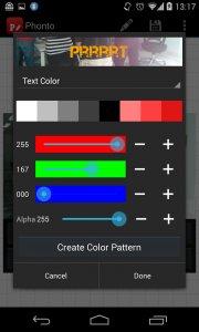 دانلود برنامه Phonto اندروید - برنامه اضافه کردن نوشتههای زیبا به تصاویر در اندروید