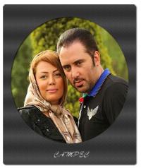 بیوگرافی نیما مسیحا و عکسهایی با همسرش