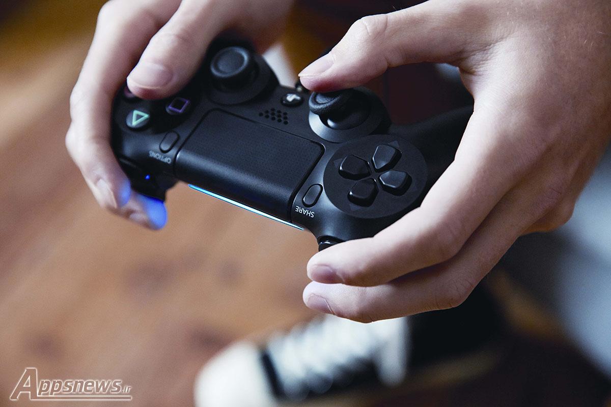 پشتیبانی کامل استیم از کنترلر PS4