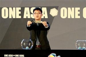 نتایج و تصاویر مراسم قرعه کشی لیگ قهرمانان آسیا