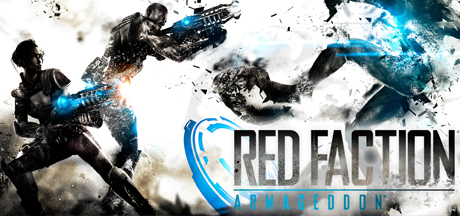 کرک بازی Red Faction Armageddon