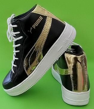 کفش ساق دار دخترانه پوما مدل Rihanna