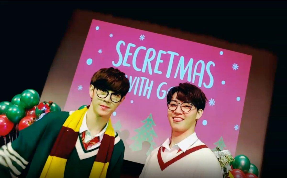 SECRETMAS with GOT7♡