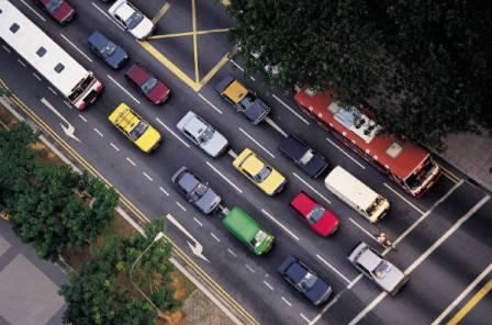 مهندسی حمل و نقل شهری