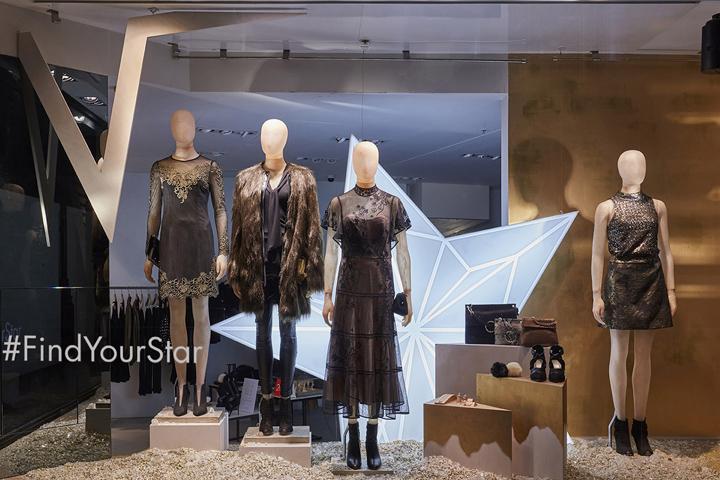 طراحی مغازه پوشاک زنانه1
