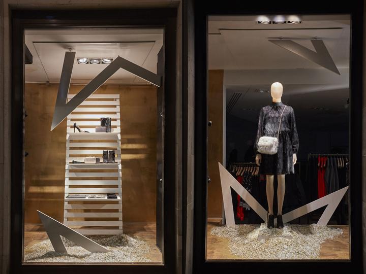 طراحی مغازه پوشاک زنانه4