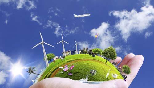 محیط زیست و انرژی پاک