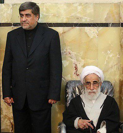 علی جنتی وزیر فرهنگ و ارشاد
