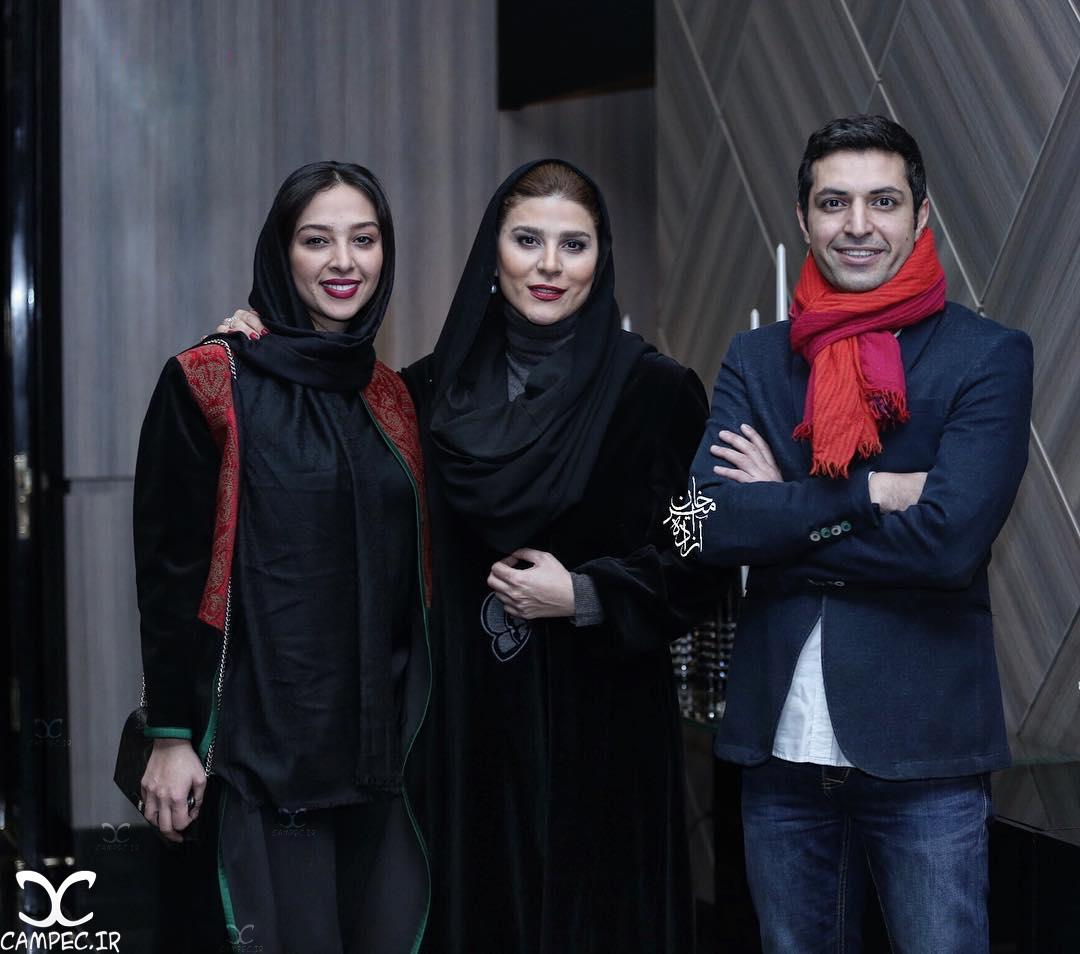 اشکان خطیبی و آناهیتا درگاهی و سحر دولتشاهی