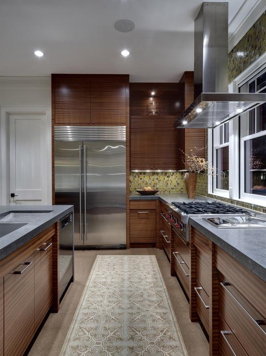 سبک و رنگ در آشپزخانه5