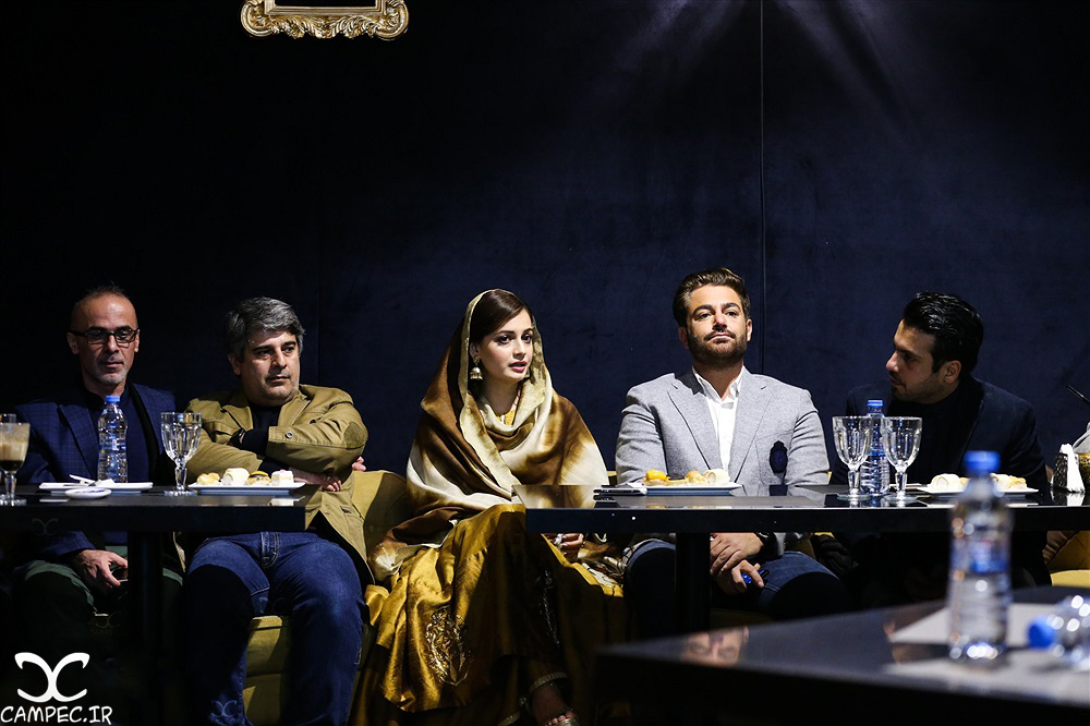 نشست خبری فیلم سلام بمبئی