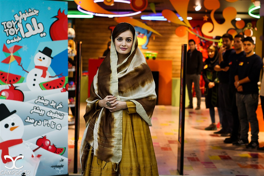 دیا میرزا بازیگر هندی فیلم سلام بمبئی
