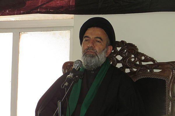 حجت الاسلام فاضلیان رئیس شورای هماهنگی تبلیغات اسلامی