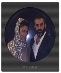 عکس جدید و شخصی علیرام نورایی با همسرش
