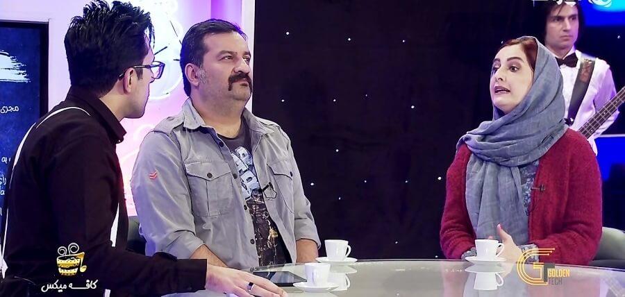 دانلود برنامه کافه میکس با حضور مهراب قاسمخانی و شقایق دهقان با کیفیت عالی و کم حجم