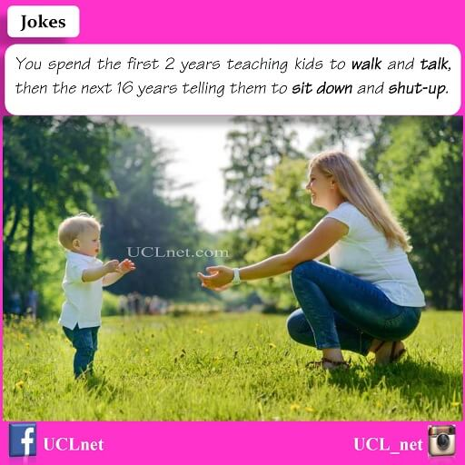 جک تربیت کودکان - English learning by Joke - آموزش زبان انگلیسی با طنز