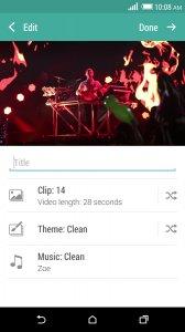 دانلود برنامه HTC Zoe نرم افزار زو اندروید
