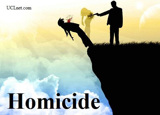 Homicide – آموزش لغات کتاب ۵٠۴ – English Vocabulary – کدینگ لغات ۵٠۴