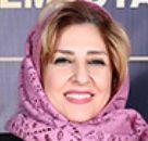 عکسهای مرجانه گلچین در کنسرت عماد طالب زاده