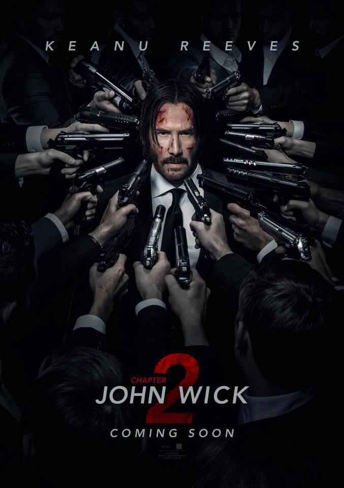 دانلود فیلم جان ویک 2017 John Wick Chapter 2