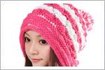 زیباترین مدل های کلاه بافت دخترانه