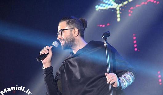 بنیامین بهادری در کنسرت
