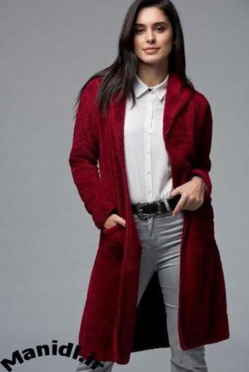 جدیدترین مدلهای پالتو زنانه ، مدل پالتو مجلسی زنانه