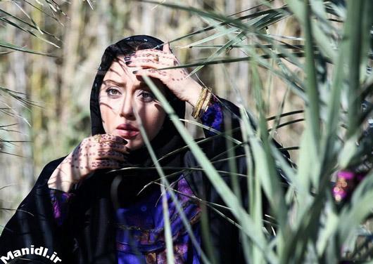 عکس بهاره کیان افشار در نمایی از فیلم ماهور