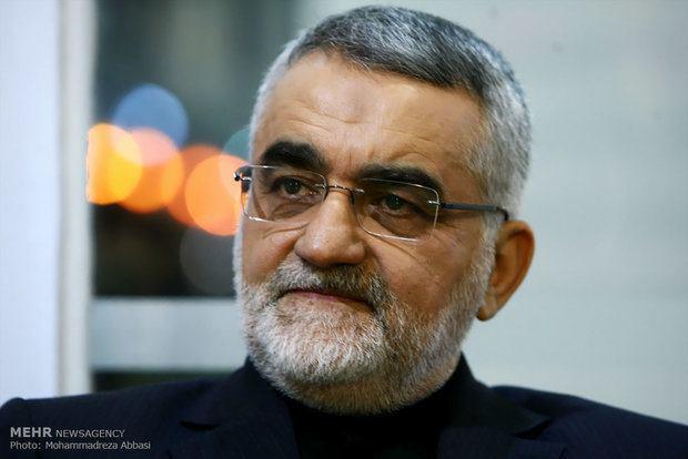 بروجردی رئیس کمسیون امنیت ملی