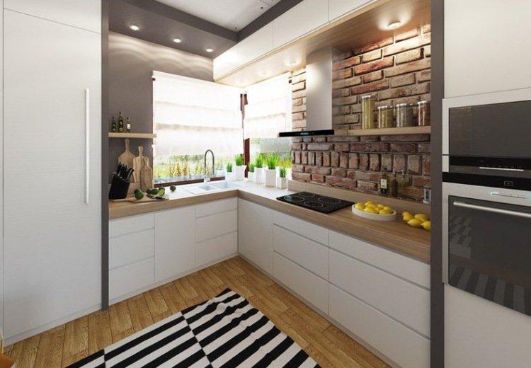 کابینت آشپزخانه کوچک7